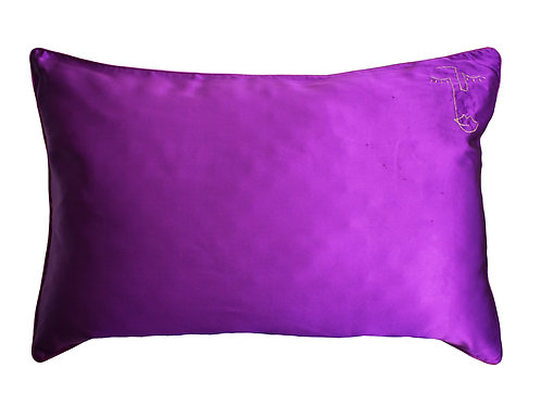 Limited Edition Eliza Mulberry Silk Pillowcase
