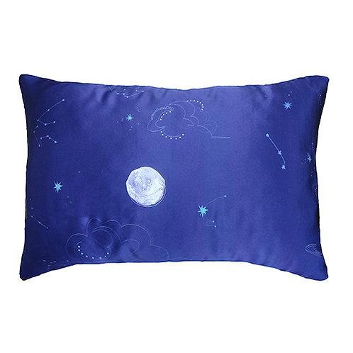 Midnight Print Mulberry Silk Pillowcase