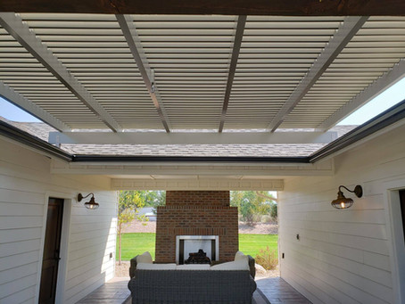 Four Reasons to Choose Shade Select Patio Covers