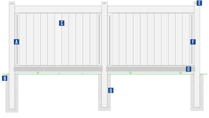 Valleywide Fence Advantage - Blue - Tran