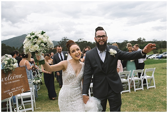 NSW South coast wedding