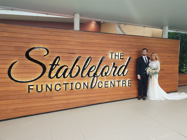 Stableford Function Centre