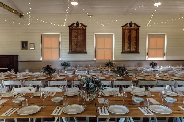 Pyree Hall Wedding