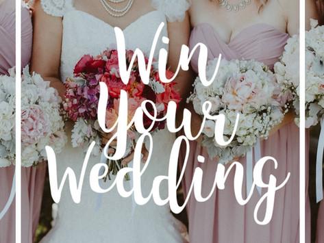 Win Your Wedding Worth $25,000