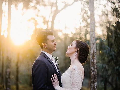 Bewong River Retreat Wedding
