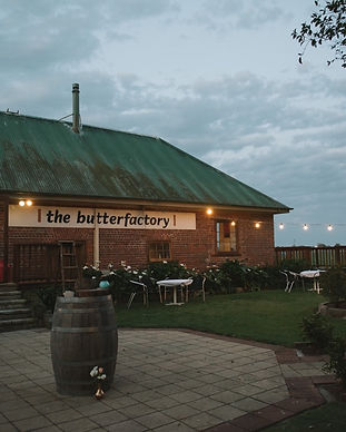 The Butterfactory