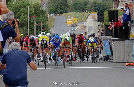 Sprint massif GP Fenioux 2020 - Marie Greneche photo