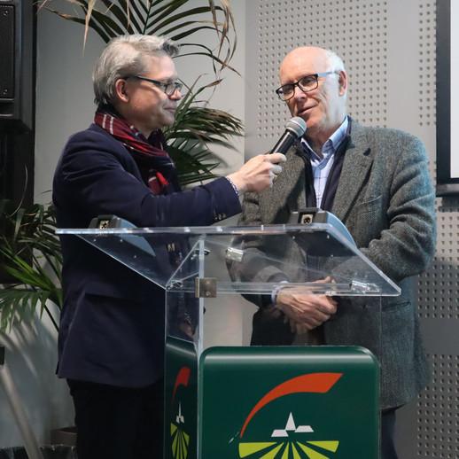Michel Kotovtchikhine - Maire de Toucy