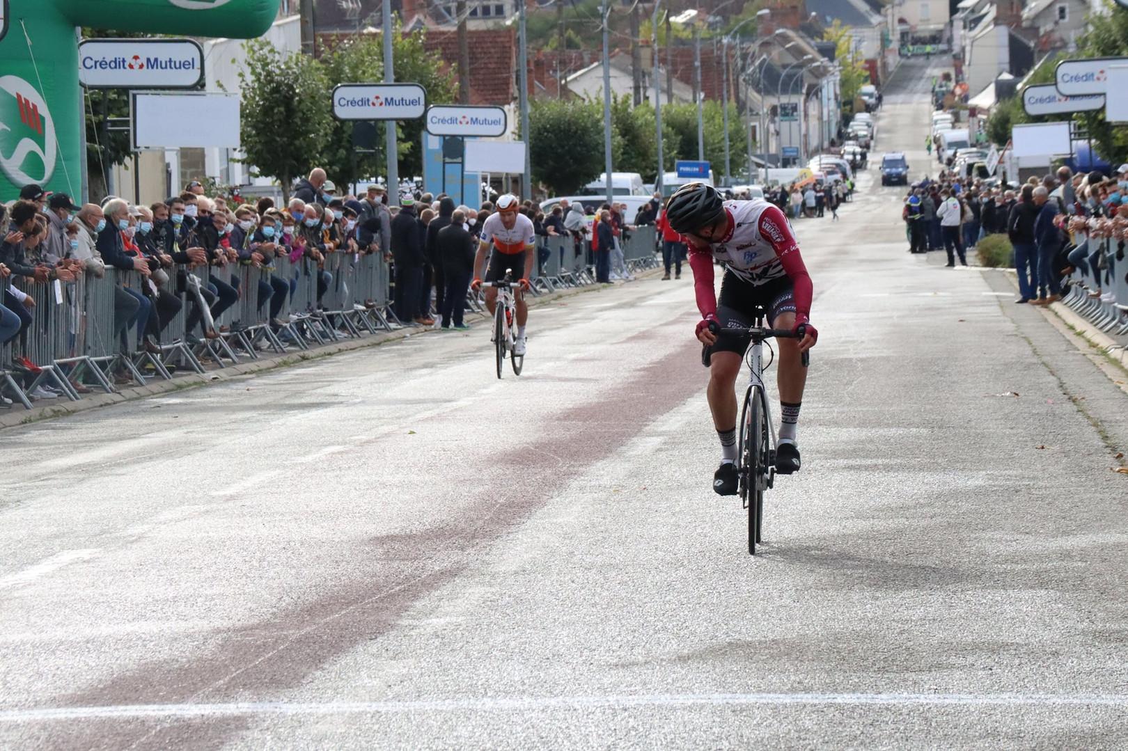 14ème place pour Dillon Corkery