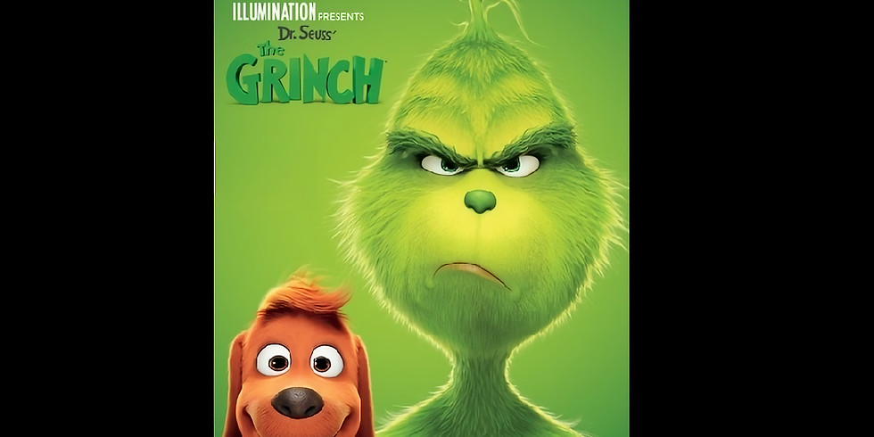 1:00 PM   THE GRINCH