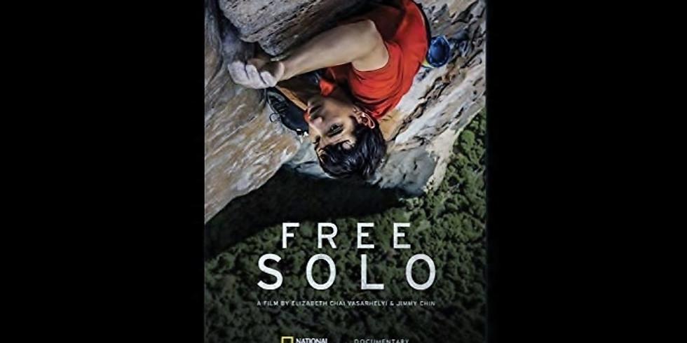 7:30 PM | FREE SOLO
