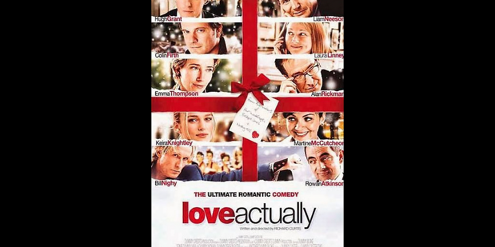7:00PM | LOVE ACTUALLY
