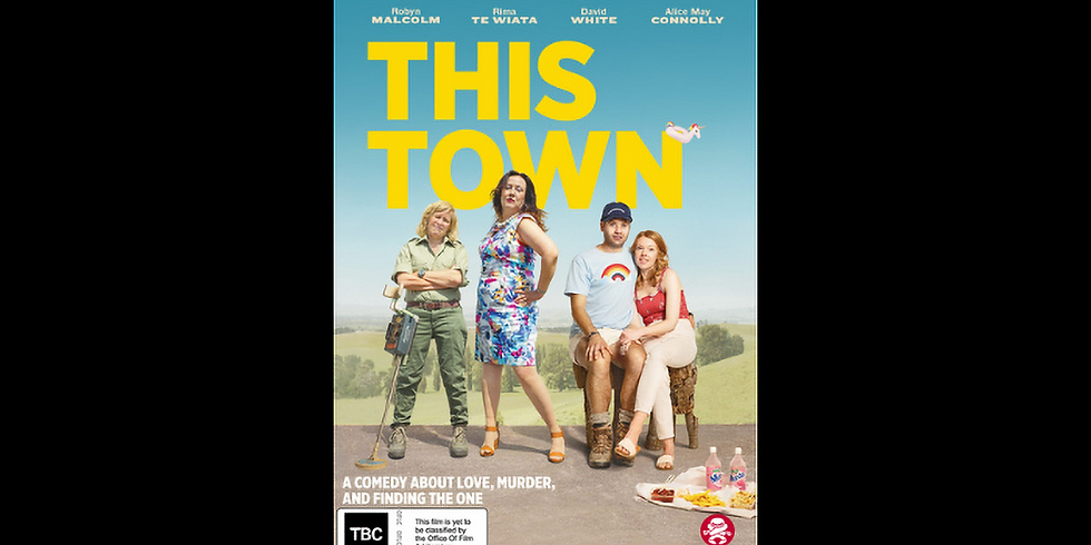 7:00PM | THIS TOWN