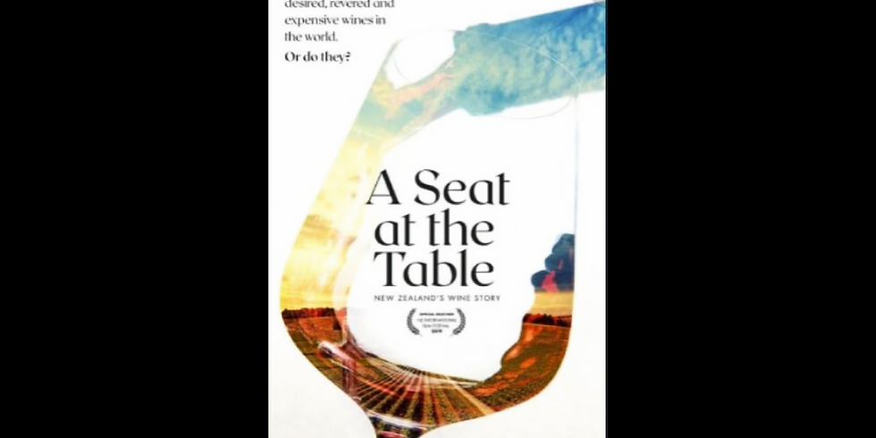 4:00 PM | A SEAT AT THE TABLE