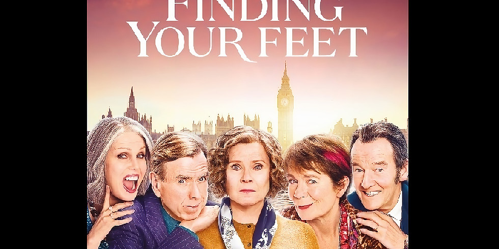 7:30PM | FINDING YOUR FEET