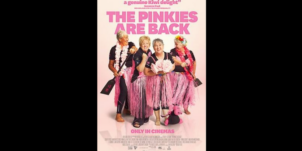 4PM | THE PINKIES ARE BACK