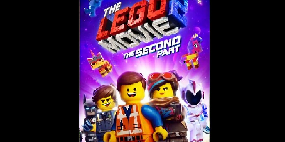 12:00 PM   THE LEGO MOVIE: THE SECOND PART