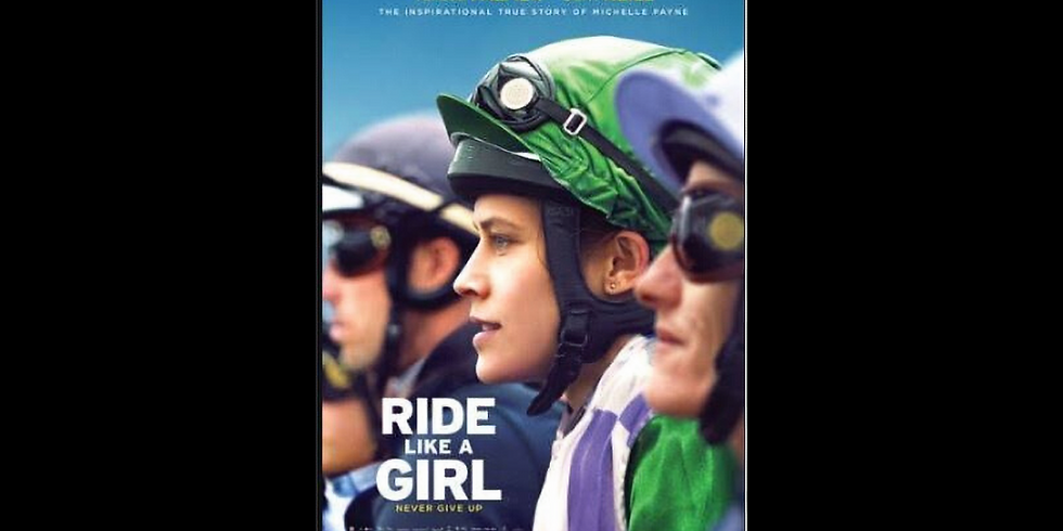 3:30 PM | RIDE LIKE A GIRL