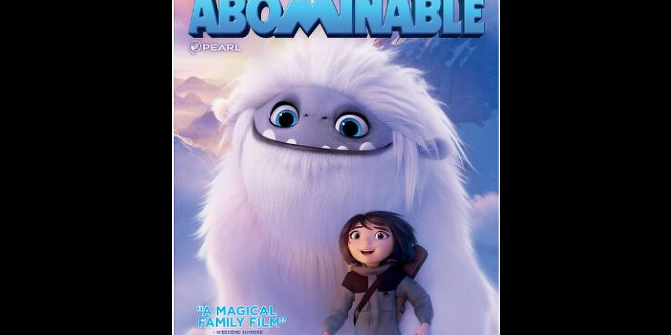 1:00 PM | ABOMINABLE