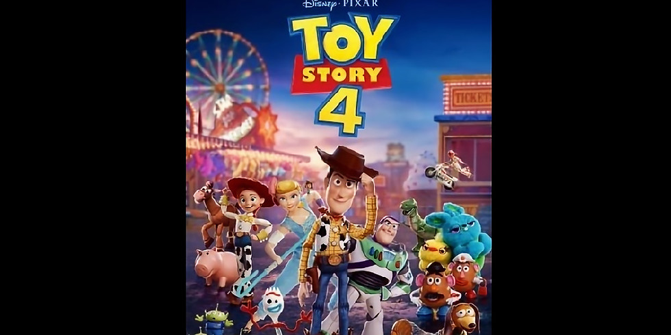 1:00 PM | TOY STORY 4