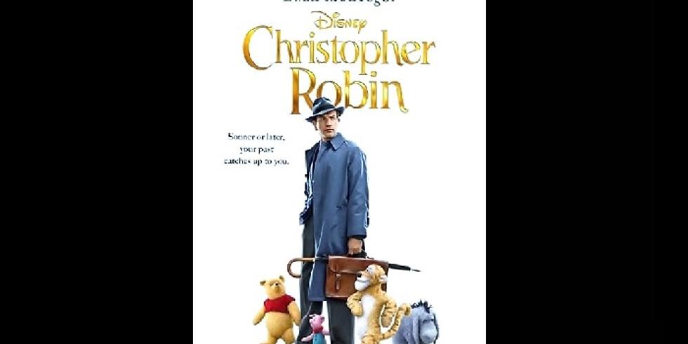 1:00 PM | CHRISTOPHER ROBIN