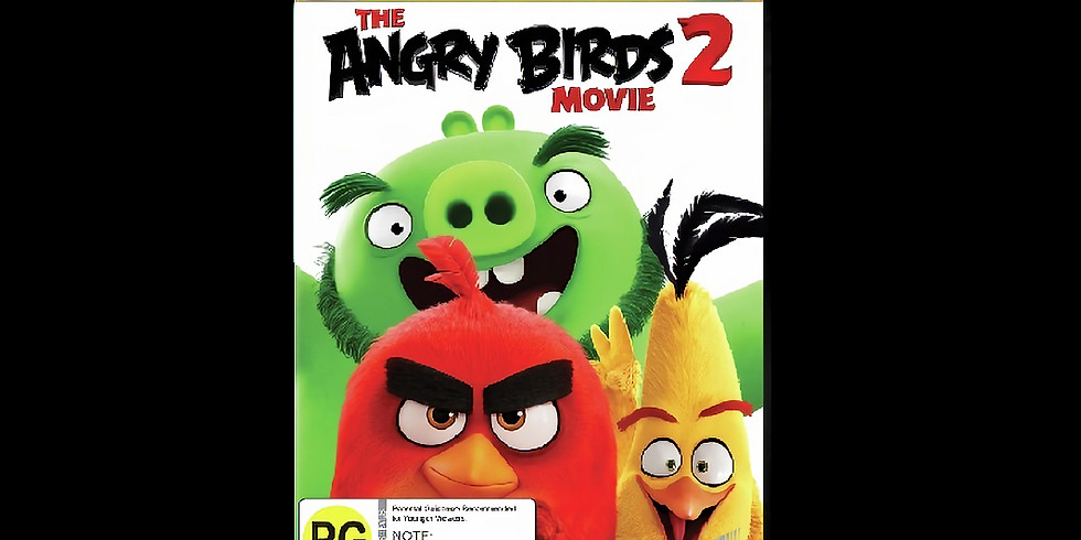 1:00 PM | ANGRY BIRDS 2