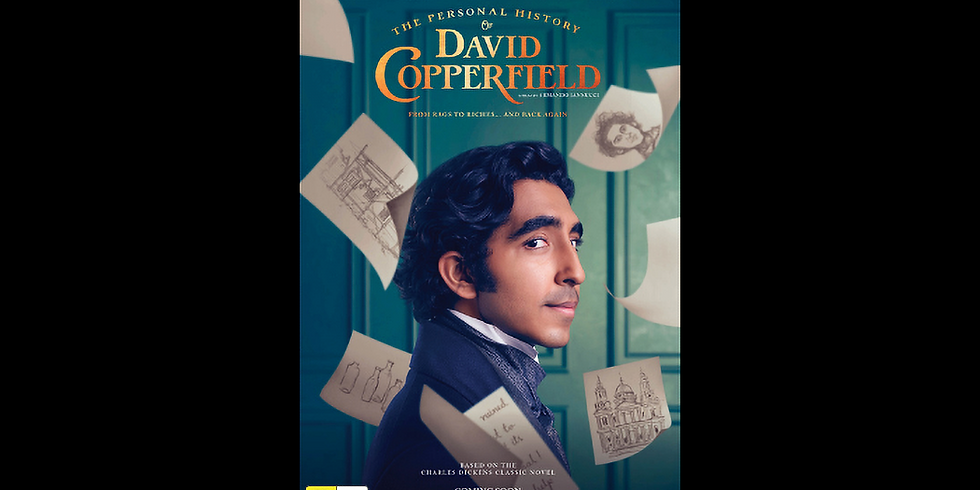 7:00 PM | DAVID COPPERFIELD