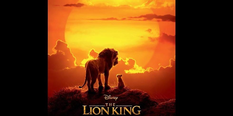 1:00 PM | LION KING