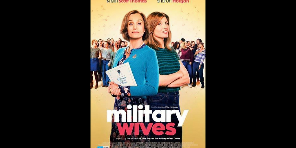 7:00PM | MILITARY WIVES