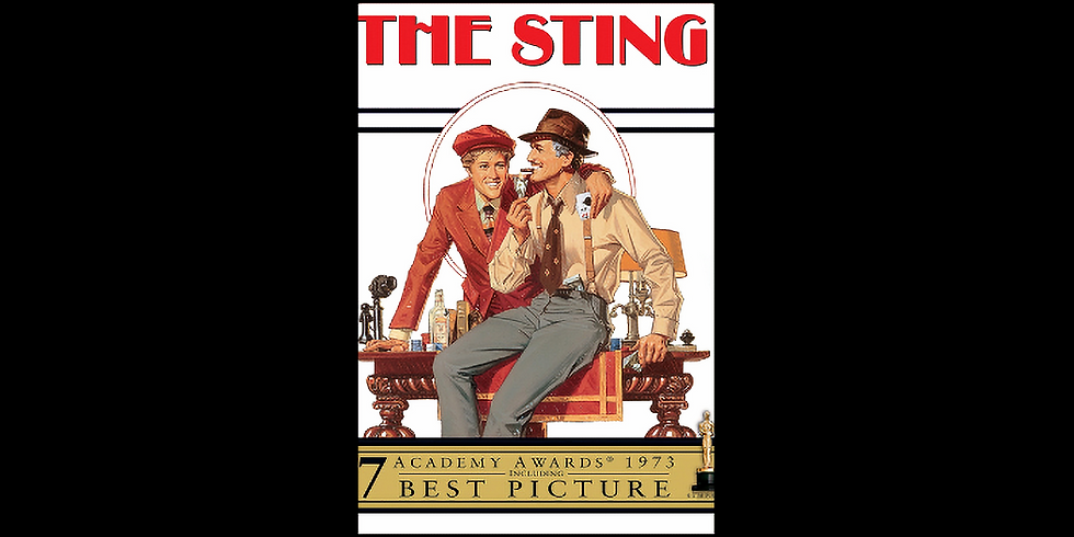 7:00 PM   THE STING