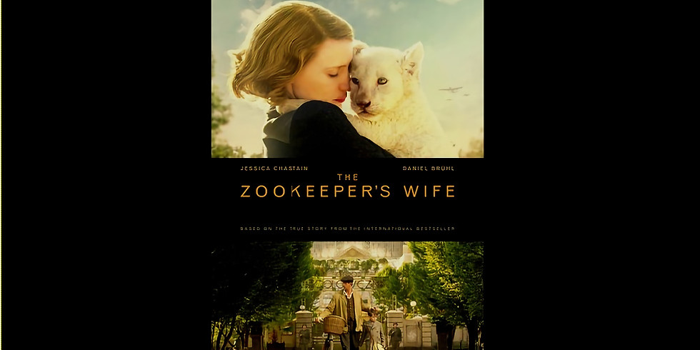 2:00 PM   THE ZOOKEEPER'S WIFE