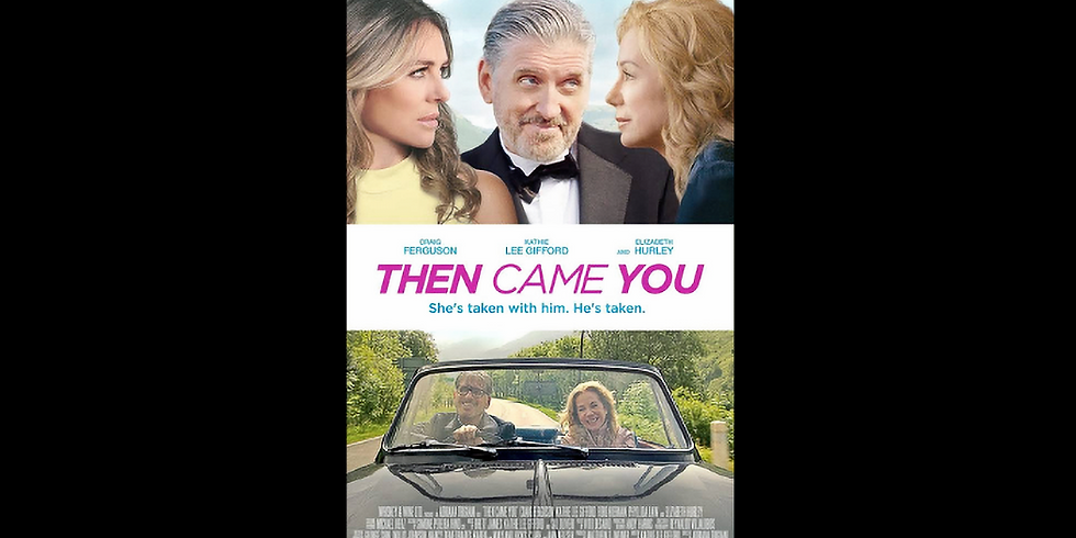 4PM | THEN CAME YOU