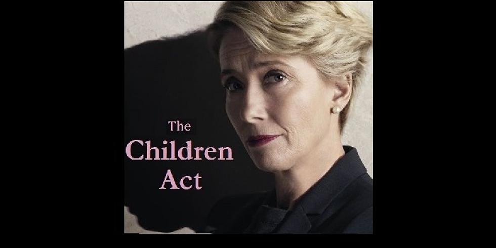 7:30 PM | THE CHILDREN ACT