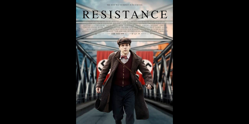 7:00 PM | RESISTANCE