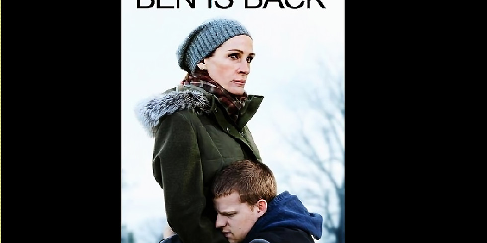 7:30 PM   BEN IS BACK