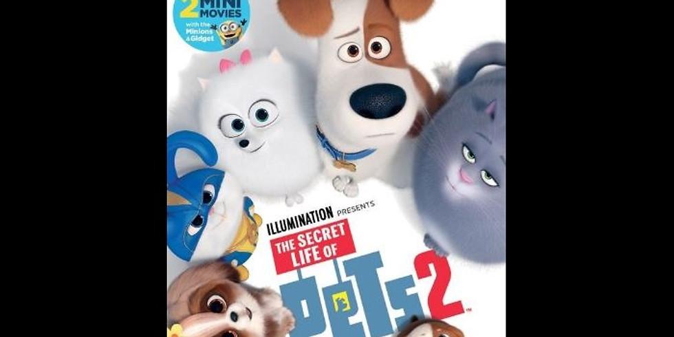1:00 PM   THE SECRET LIFE OF PETS 2