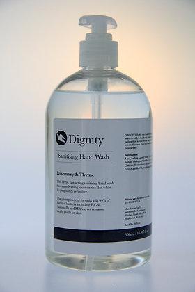 Sanitising Hand Wash 500ml