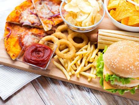 20 продуктов питания, вызывающих рак.