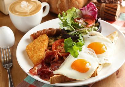 Польза завтрака.
