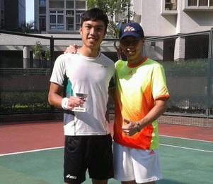 【Raymond教練 x EP】網球熱誠