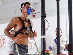 【心肺耐力】最大攝氧量(VO2max) 和乳酸門檻測試