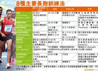 【備戰跑季】8種長跑訓練法一覽