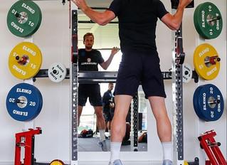 【運動科學】從英格蘭國家隊認識最新訓練科技