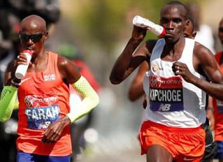 【補水迷思】體重下跌越多,馬拉松成績越好?