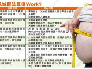【破解迷思】6種常見減肥法真係Work?