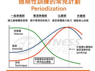 【提升表現】如何計劃週期性訓練 (Periodization)?