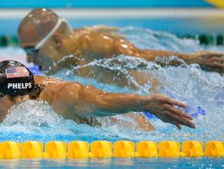 【游泳科學】增強體格 - 拆解四泳式的肌肉參與