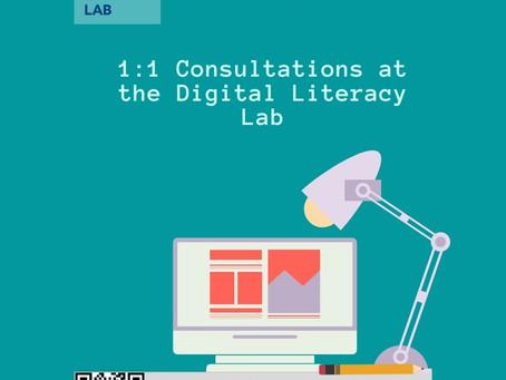 1:1 Focused Consultation Series: Learn Graphic Design Using Canva