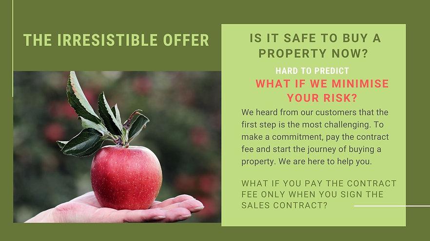 Happy Buyers Agency's Offer