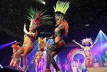 #redrumfilms #oibrasil #sambadancers #sa